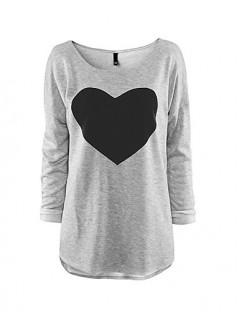 پیراهن زنانه طرح قلب